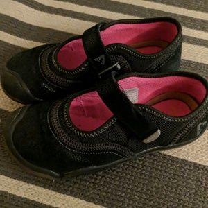 Girls PLAE Mary Janes size 13